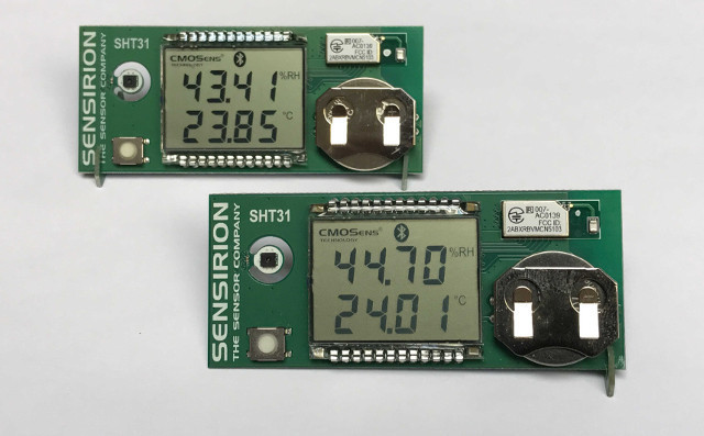 Sensirion SHT31 Temperature and Humidity Sensor
